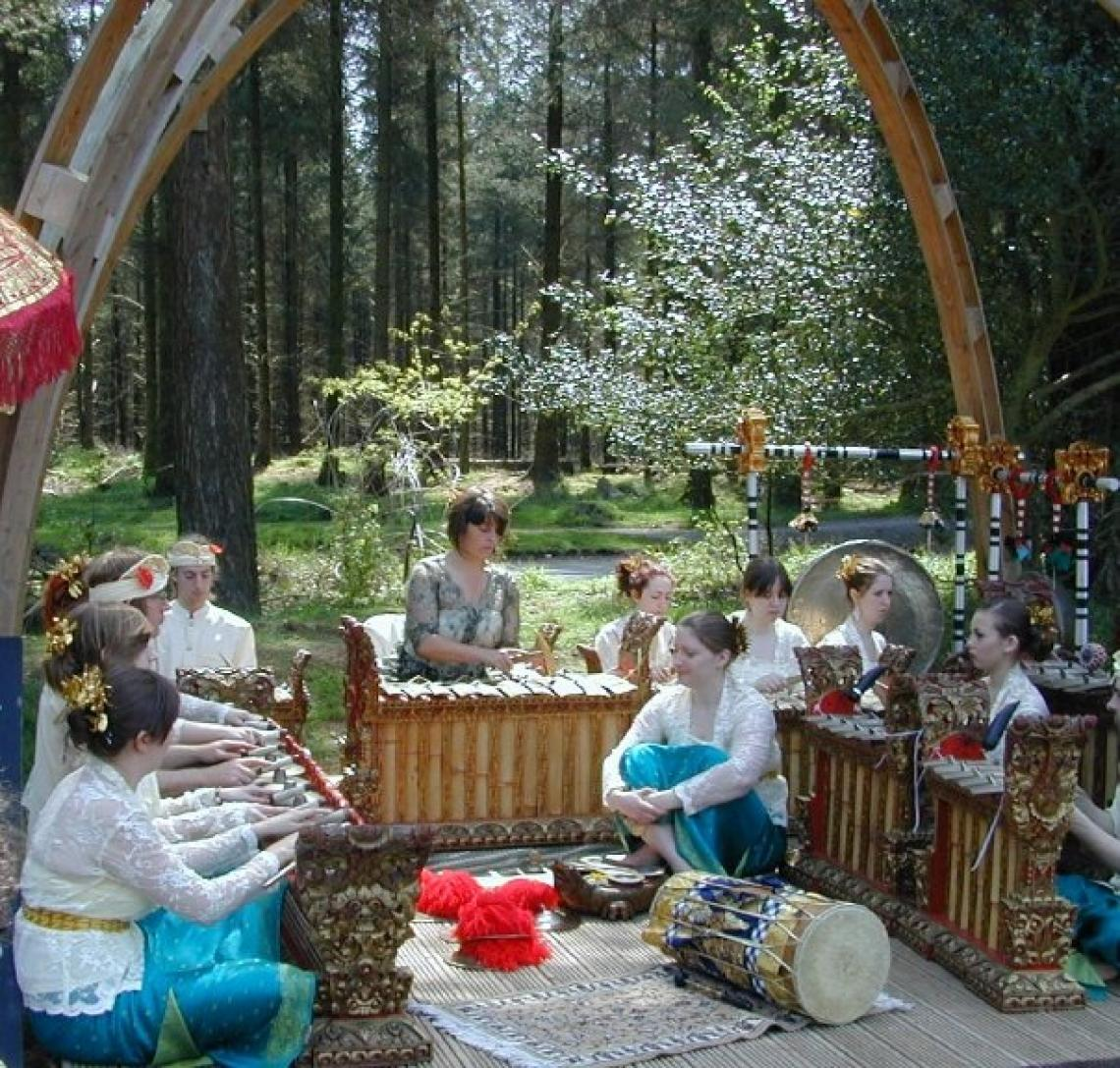 Dartington Gamelan